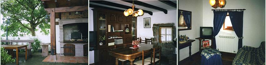 Chambres DHtes Sueldegia  Zugarramurdi  Pays Basque Espagnol