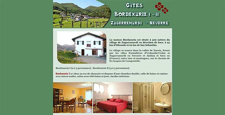 Locations De Gtes Ruraux Au Pays Basque Espagnol